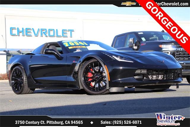 2017 Chevrolet Corvette Z06 1LZ photo