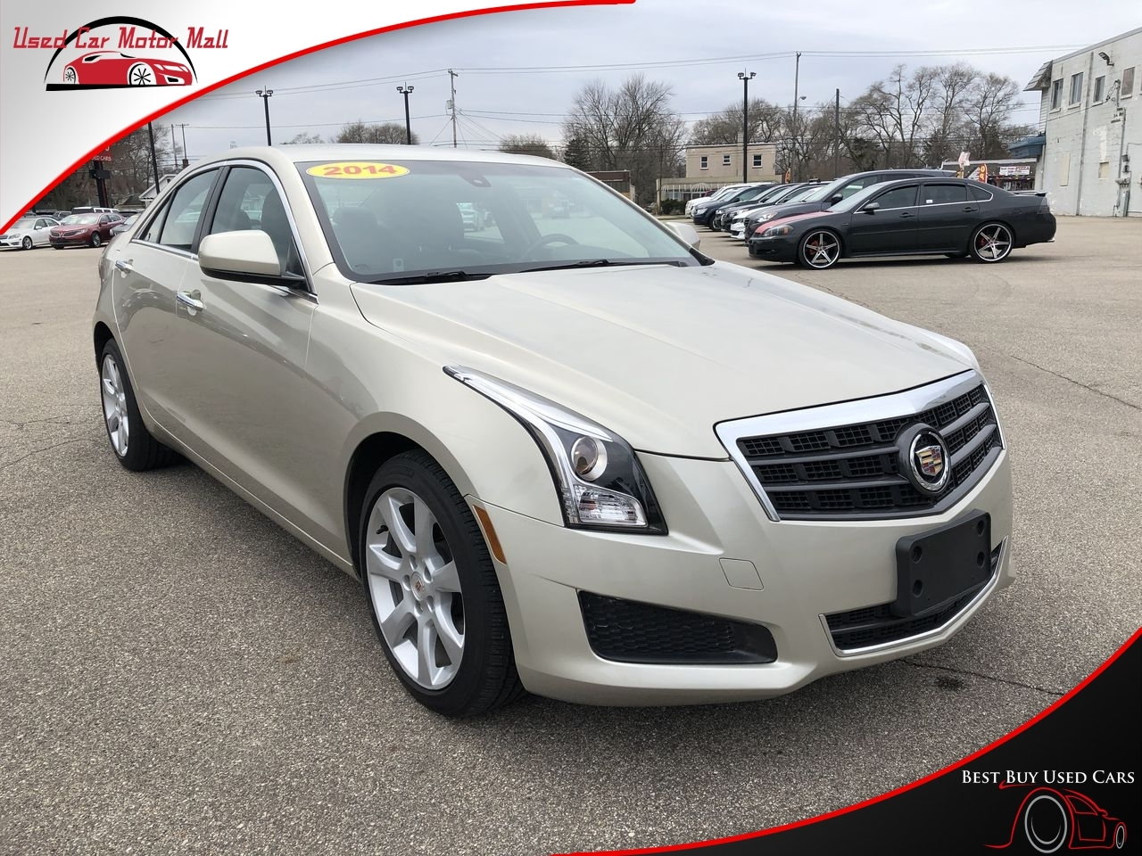 Used 2014 Cadillac ATS for Sale (with Photos) | U.S. News ...