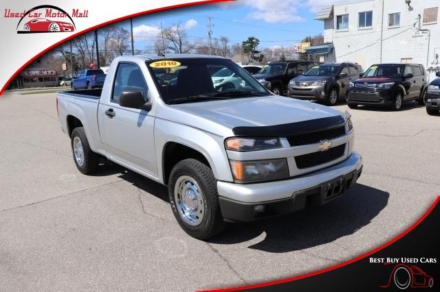 Chevrolet Colorado Under 500 Dollars Down