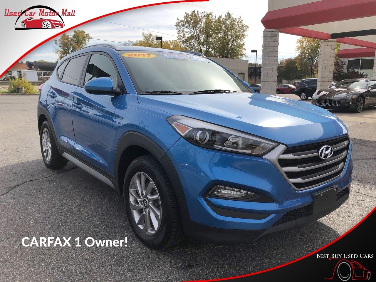2017 Hyundai Tucson SE photo