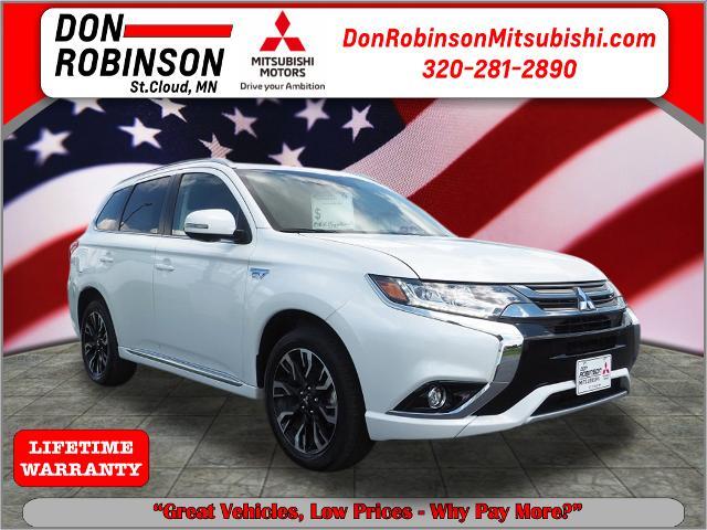 Mitsubishi Outlander PHEV Under 500 Dollars Down