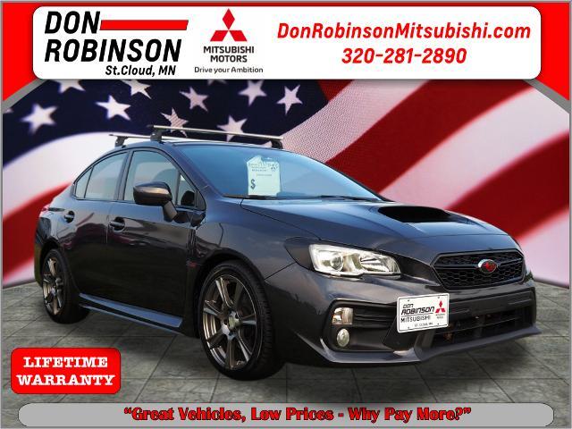 Subaru WRX Under 500 Dollars Down