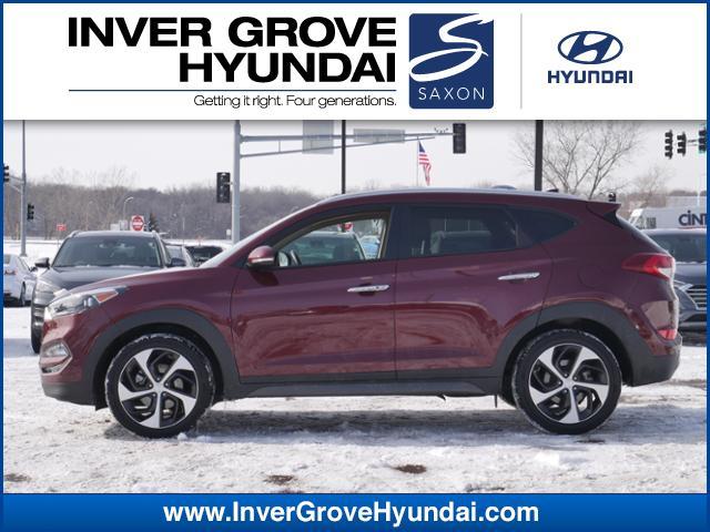 2016 Hyundai Tucson  images