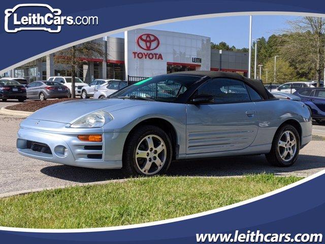 2004 Mitsubishi Legend GS photo
