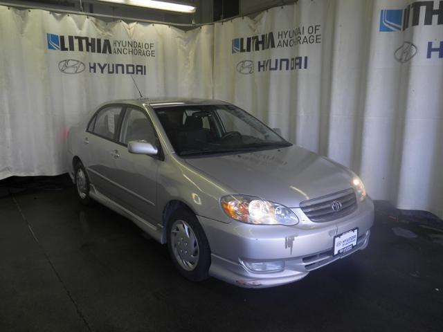 Rent To Own Toyota Corolla in Anchorage