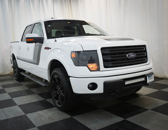 2014 Ford F-150 XL photo