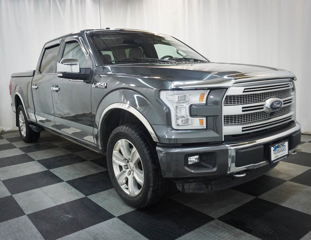 2015 Ford F-150 XL photo
