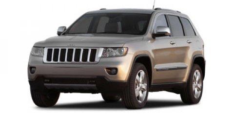 2012 Jeep Grand Cherokee Overland photo