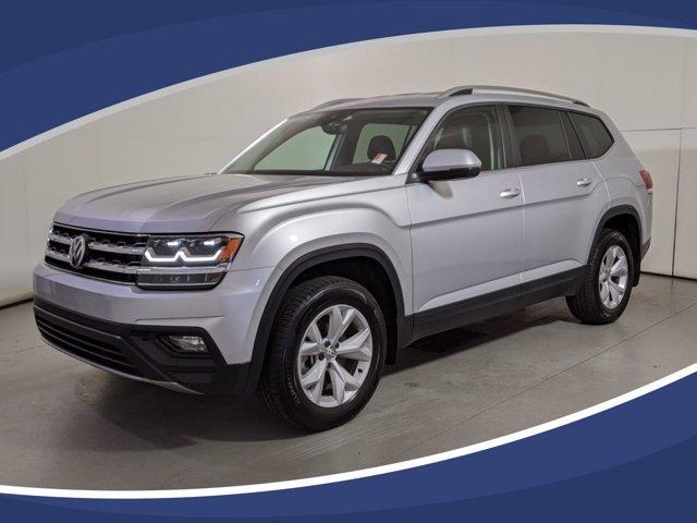 2018 Volkswagen Atlas  photo