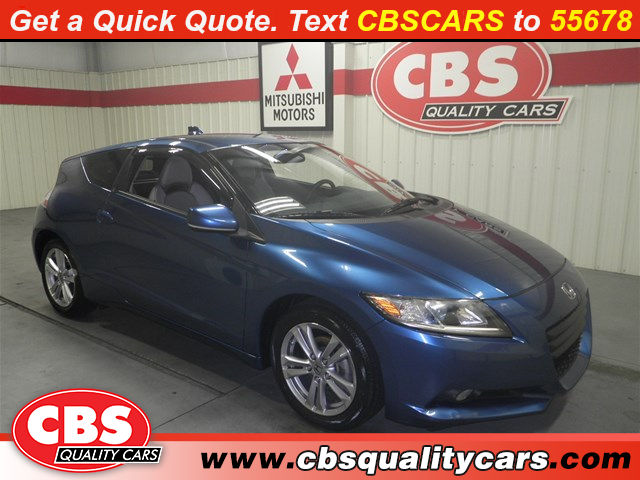 Honda CR-Z Under 500 Dollars Down