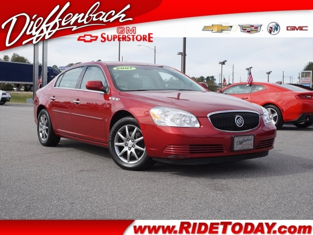 Buick Lucerne Under 500 Dollars Down