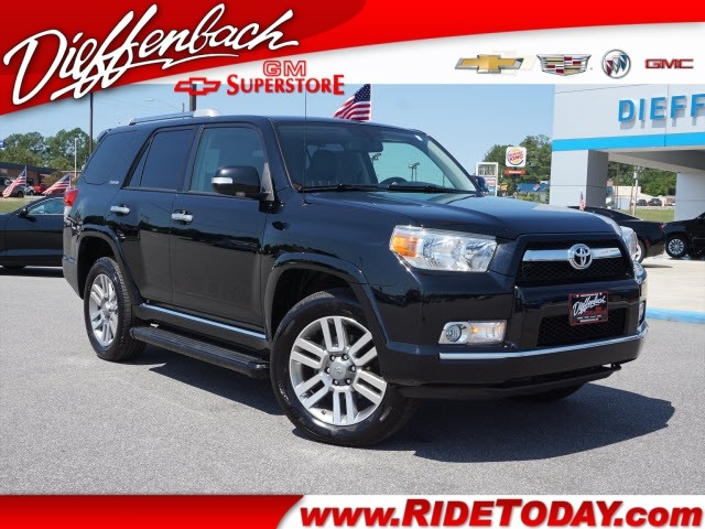 Pre Owned Toyota 4Runner Under $500 Down