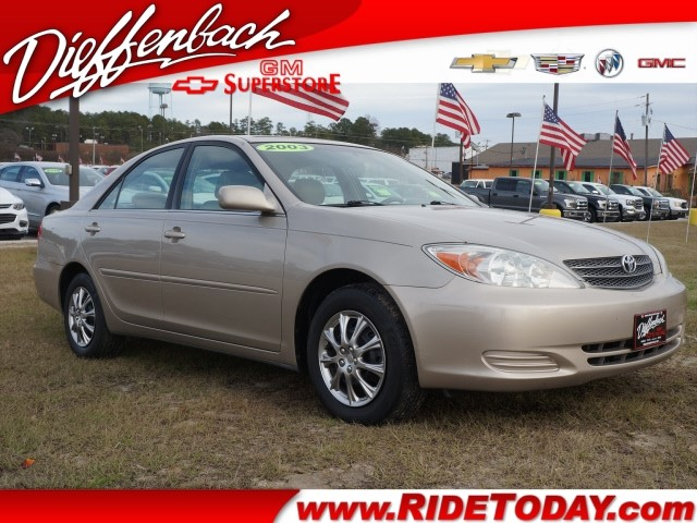 2003 toyota camry se tan 2003 toyota camry car for sale for 4 t s diner rockingham nc