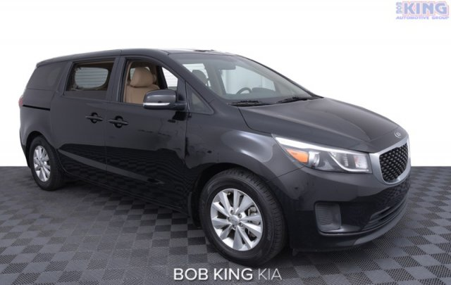 2018 Kia Sedona  photo