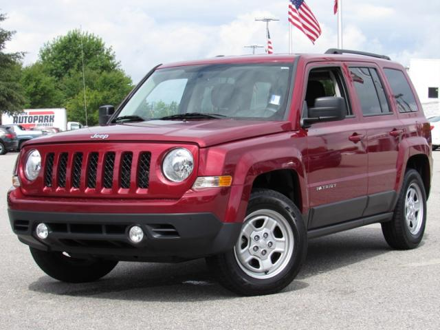 new and used jeep patriot for sale in cary nc u s news world report. Black Bedroom Furniture Sets. Home Design Ideas