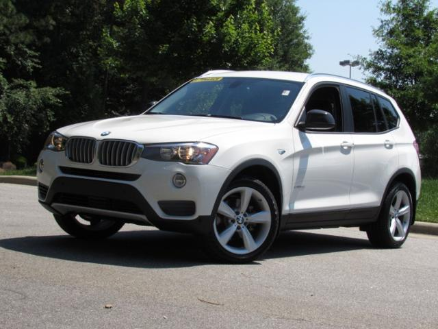 Pre Owned BMW X3 Series Under $500 Down