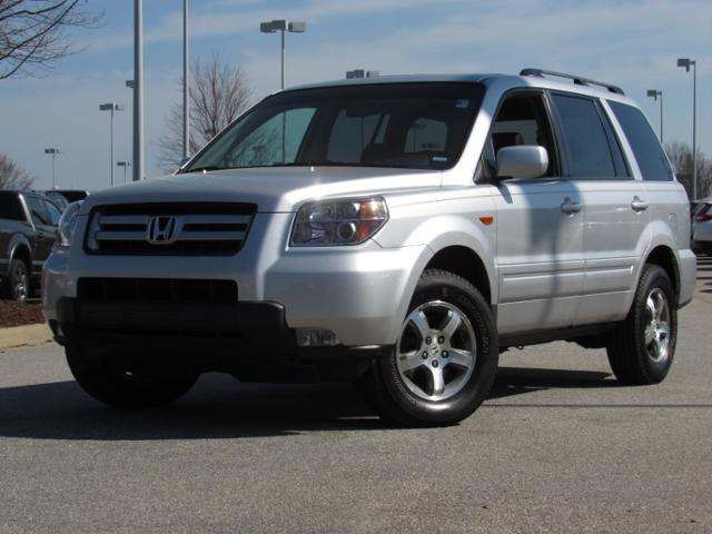 2007 Honda Pilot EX-L photo