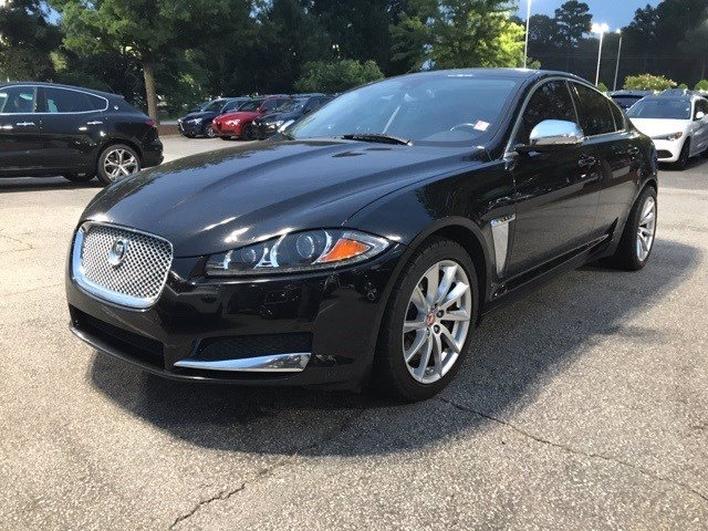 2013 Jaguar XF 3.0 photo