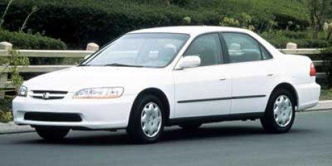 1999 Honda Accord LX photo