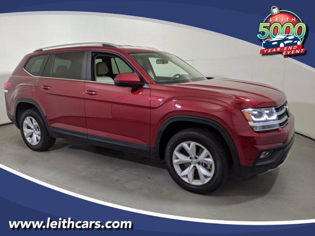 2018 Volkswagen Atlas  photo