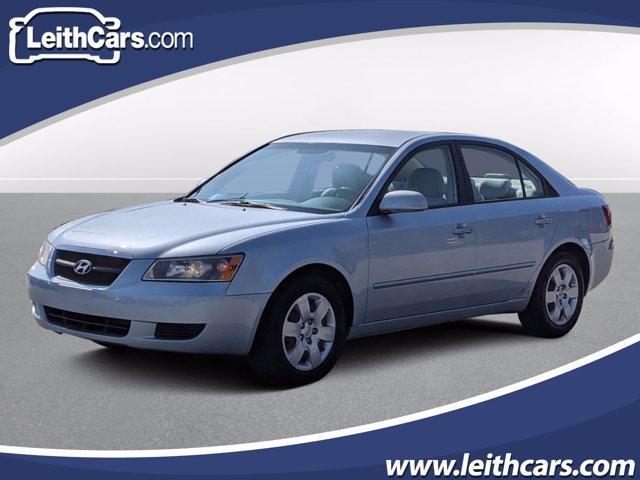2008 Hyundai Sonata GL photo