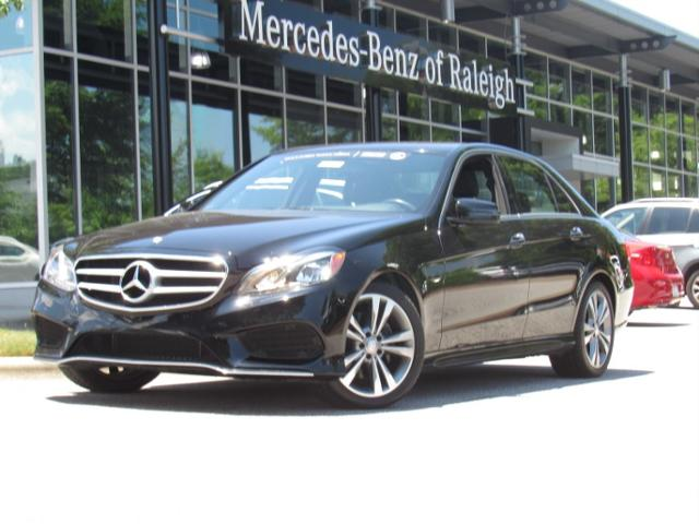 2014 Mercedes-Benz E