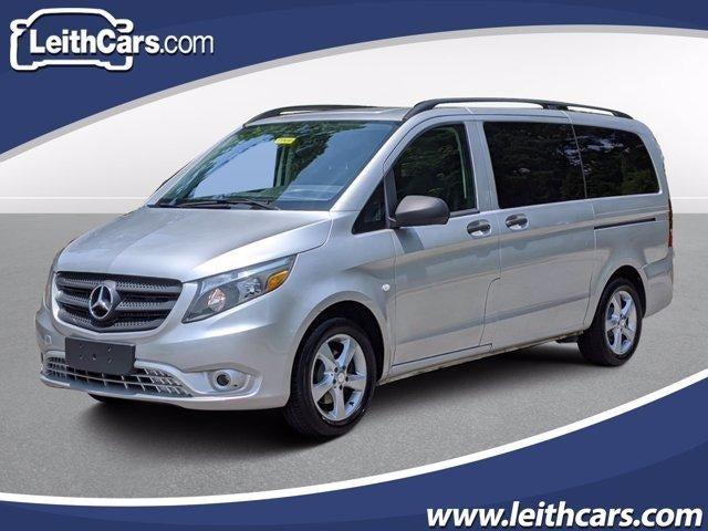 Mercedes-Benz Metris Passenger Van Under 500 Dollars Down