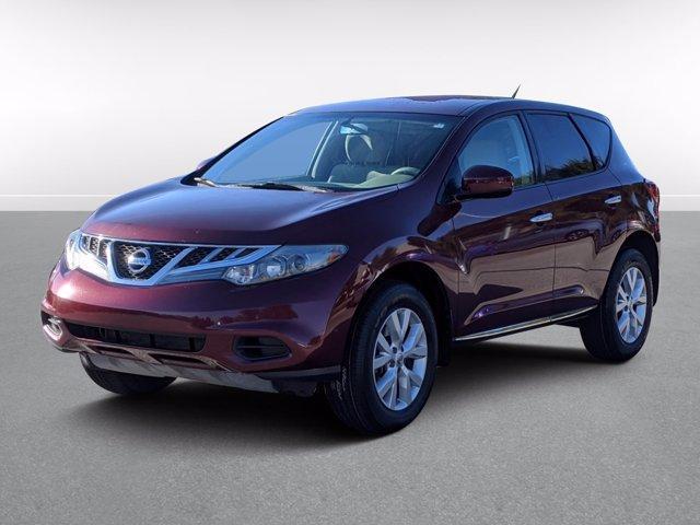 2012 Nissan Murano SL photo