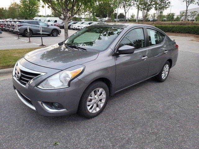 Nissan Versa Sedan Under 500 Dollars Down