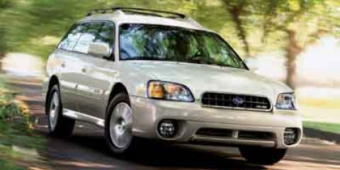 2004 Subaru Outback VDC photo