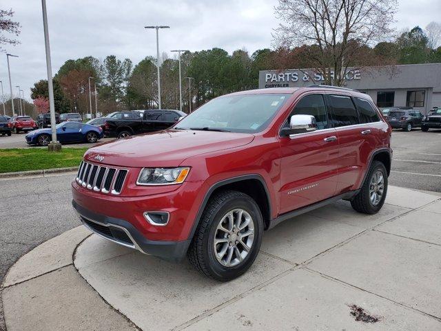 2014 Jeep Grand Cherokee Limited photo