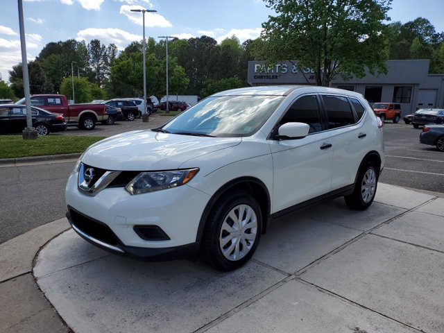2016 Nissan Rogue S photo