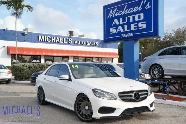 Mercedes-Benz E-Class Under 500 Dollars Down