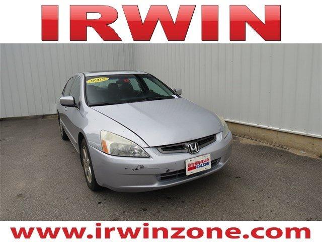 2003 Honda Accord Sdn
