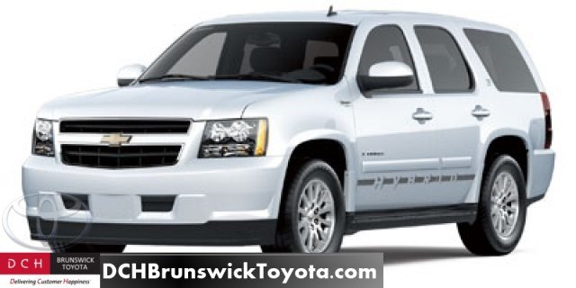 used 2009 chevrolet tahoe hybrid hybrid in north brunswick nj 08902. Cars Review. Best American Auto & Cars Review