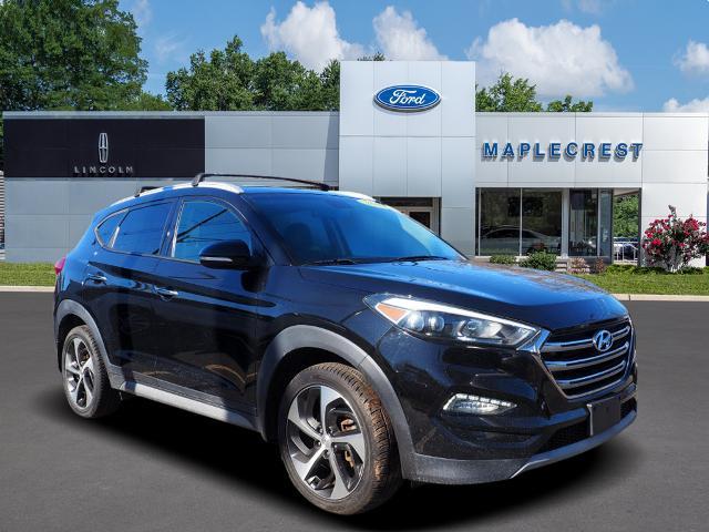 2017 Hyundai Tucson Limited photo
