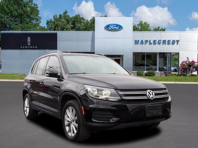 2015 Volkswagen Tiguan S photo