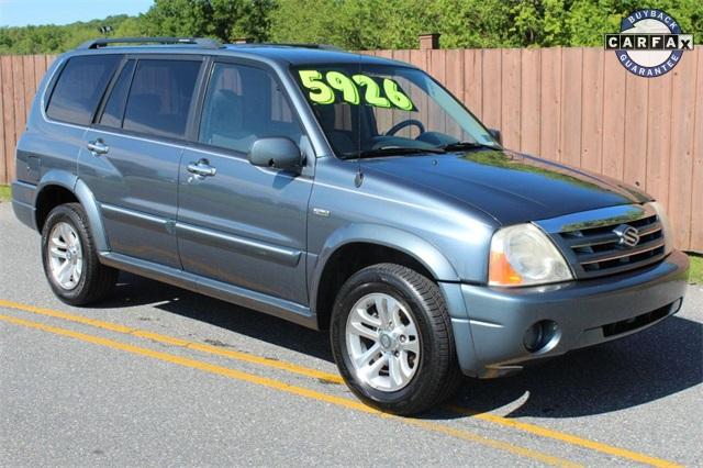 Suzuki XL7 Under 500 Dollars Down