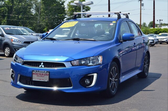 Mitsubishi Lancer Under 500 Dollars Down