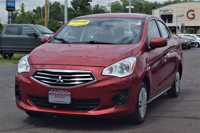 Mitsubishi Mirage G4 Under 500 Dollars Down