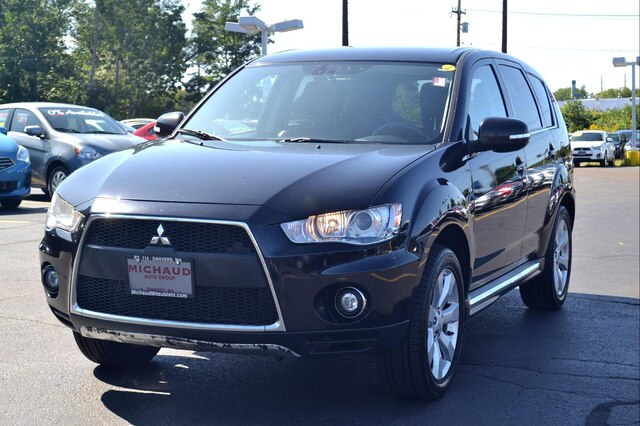 Mitsubishi Outlander Under 500 Dollars Down