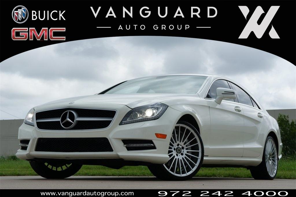 Mercedes-Benz CLS-Class Under 500 Dollars Down