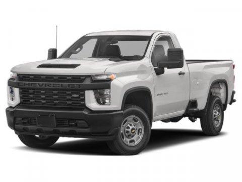 2021 Chevrolet Silverado 2500HD Work Truck photo
