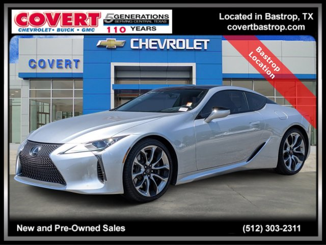 Used 2018 Lexus Lc For With
