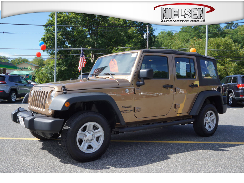 new and used jeep wrangler unlimiteds for sale in new jersey nj. Black Bedroom Furniture Sets. Home Design Ideas
