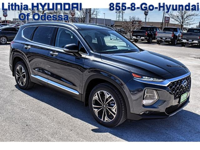 2020 Hyundai Santa Fe SEL photo