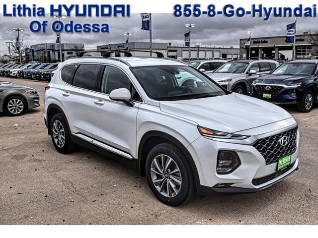 2020 Hyundai Santa Fe SEL photo