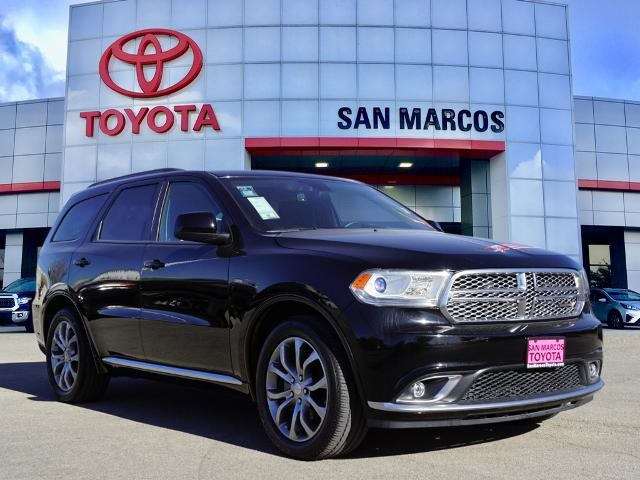 2018 Dodge Durango SXT photo