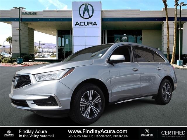 2018 Acura MDX  photo