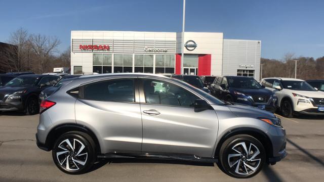 Honda HR-V Under 500 Dollars Down